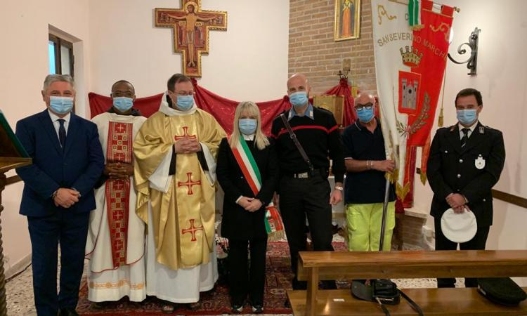San Severino rende omaggio al co-patrono San Pacifico