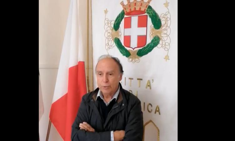 """Coronavirus, video-messaggio del sindaco di Matelica: """"Abbiamo 3 casi positivi"""""""
