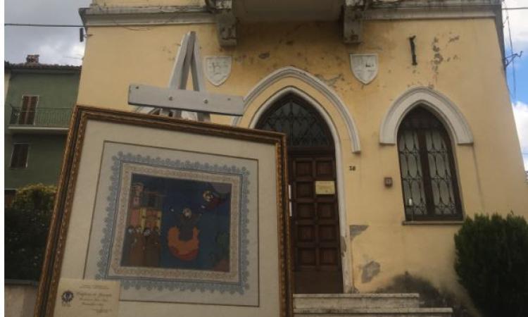 """Fiuminata, la Pro Loco si aggiudica il premio """"Francesco Dattini"""": ad Assisi la cerimonia"""