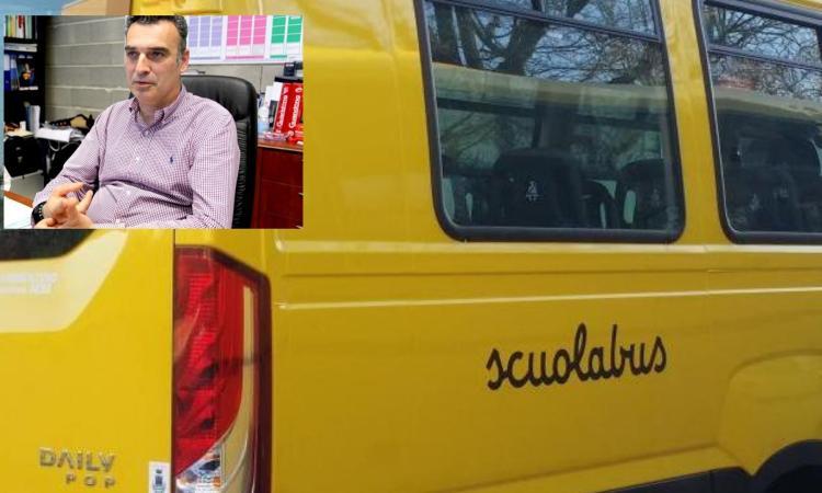 Loro Piceno, positivo al Covid autista dello scuolabus: in quarantena alcuni bimbi della materna