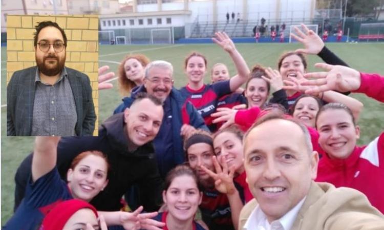 Calcio, dall'11 maschile a quello femminile: Picozzi nuovo direttore sportivo della Vis Civitanova
