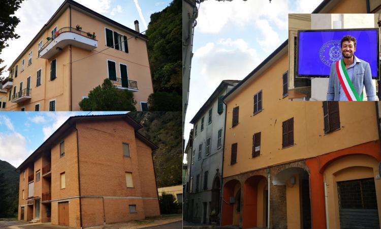 Pioraco, la ricostruzione si sta muovendo: 30 edifici di nuovo agibili dopo il sisma