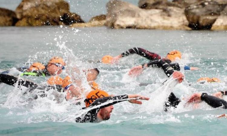 Adriatic Series, Triathlon Olimpico di Porto Recanati: giornata speciale per gli esperti del settore