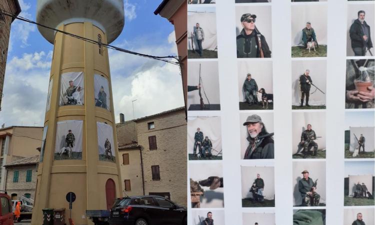 """Montefano, Matteo Natalucci presenta """"Sentinelle"""": la mostra fotografica dedicata alla caccia"""