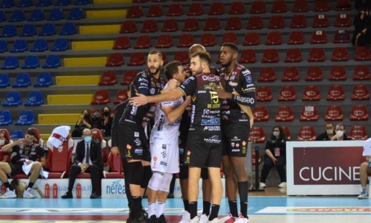Volley, sold out il match dell'Eurosuole Forum tra Lube e Milano: come seguire la gara in Tv