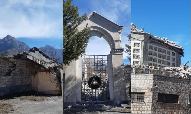"""Ussita, """"in visita di nascosto ai nostri defunti"""": al cimitero preghiere ancora non consentite"""
