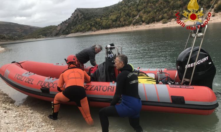 Tragedia a Fiastra, si getta dal ponte della diga: uomo di 51 anni ritrovato senza vita