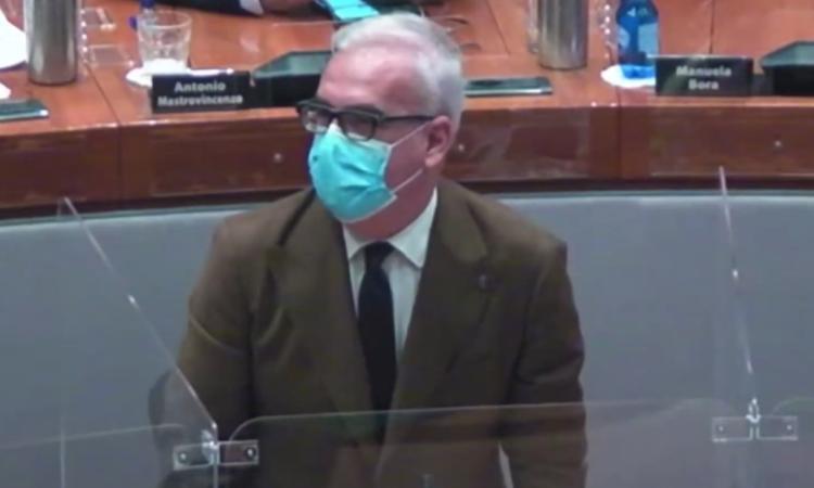 """Carancini a Saltamartini: """"Scena muta sulle 15 assunzioni di nuovi infermieri, si dimetta"""""""