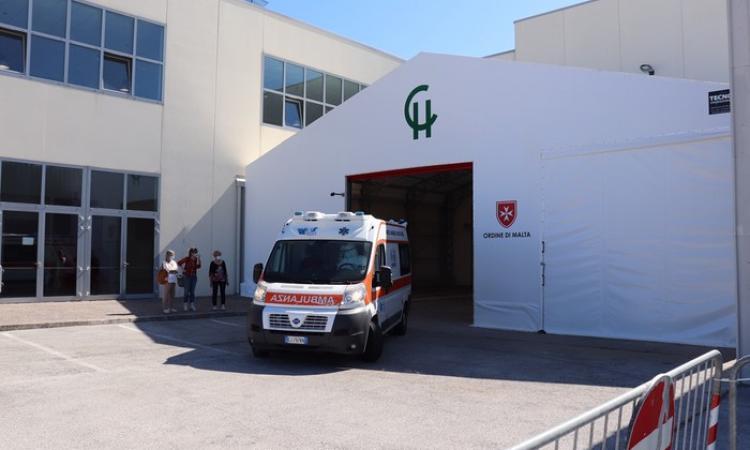 Coronavirus Marche, 16 decessi nelle ultime 24 ore: una vittima nel Maceratese