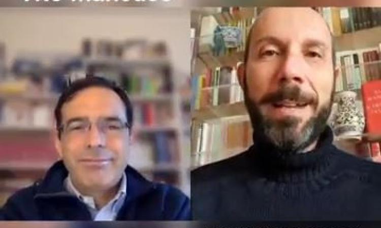 """Teatri Sanseverino, il teologo e scrittore Vito Mancuso parteciperà ad """"Incontri con l'Autore"""""""