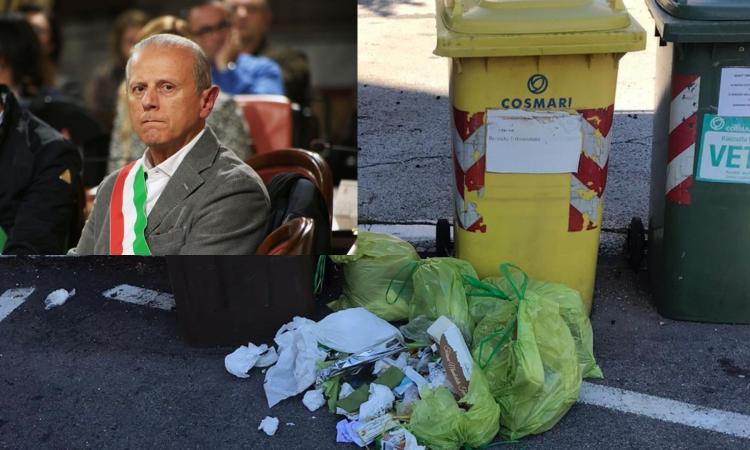 """Caldarola, troppi rifiuti abbandonati: """"Più fototrappole per scoprire i trasgressori"""""""