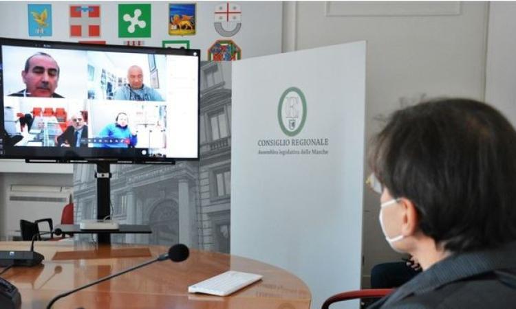 Accordo Intesa Sanpaolo-Bper, il Presidente del Consiglio regionale Latini incontra i sindacati bancari