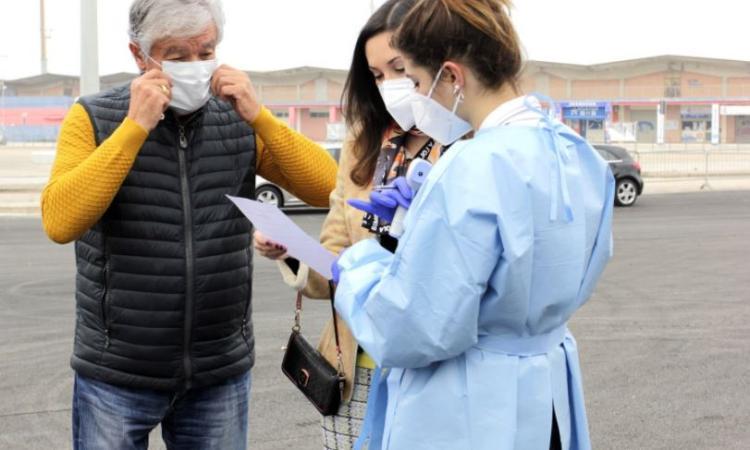 Castelsantangelo sul Nera, tamponi gratis per tutti i cittadini: parte la campagna di screening