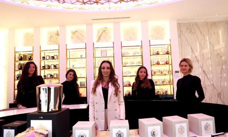 """Civitanova, una nuova gemma brilla in Corso Umberto I: apre """"Isabella Luxury Perfume"""" (VIDEO e FOTO)"""