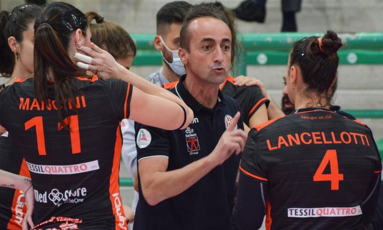 Casi Covid nella Cbf Balducci: rinviata la gara contro il Volley Soverato