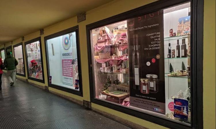 Macerata, vetrine del sottopasso di Corso Cavour: parte l'asta per l'assegnazione