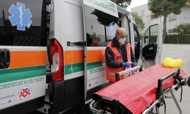 Coronavirus Marche, 10 decessi nelle ultime 24 ore: tra le vittime una 70enne di Tolentino