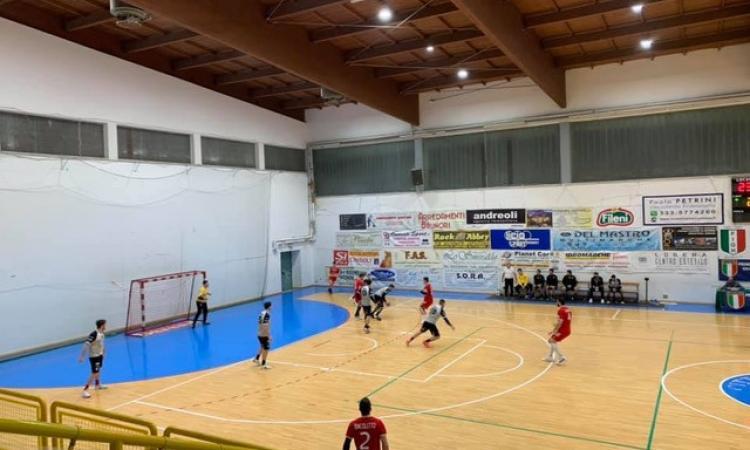 Pallamano, la Santarelli Cingoli chiude il 2020 con una sconfitta: al PalaQuaresima vince Siena