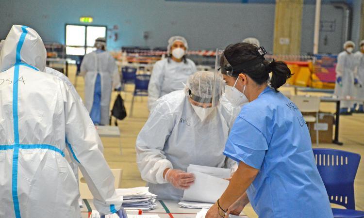 Coronavirus Marche, 46 casi in 24 ore: 13 quelli nel Maceratese. Rapporto tamponi/positivi al 3,4%