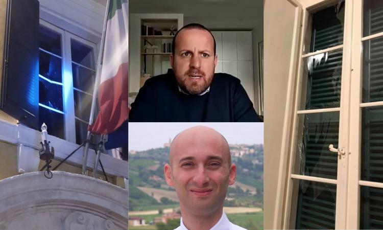 """Pollenza - Danni al Comune, Primucci furioso. Il Sindaco lo difende: """"solo uno scivolone"""""""