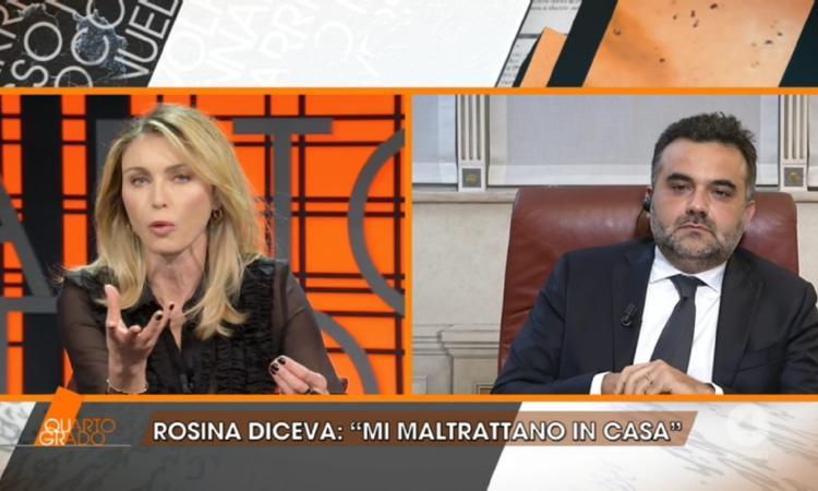 """Morte Rosina, l'avvocato della famiglia a Quarto Grado: """"Una bufala i maltrattamenti in casa"""""""