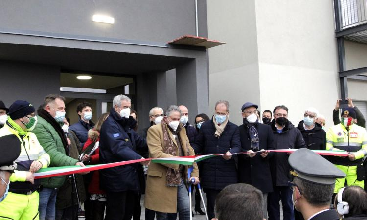 """Tolentino, """"queste sono case vere non come le SAE"""": ecco i nuovi appartamenti di Borgo Rancia (VIDEO e FOTO)"""