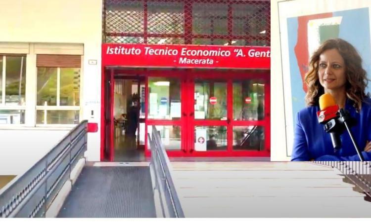 """Macerata, Open Day virtuale e visite in presenza all'Ite """"Gentili"""": via al progetto """"Global Marketing"""""""