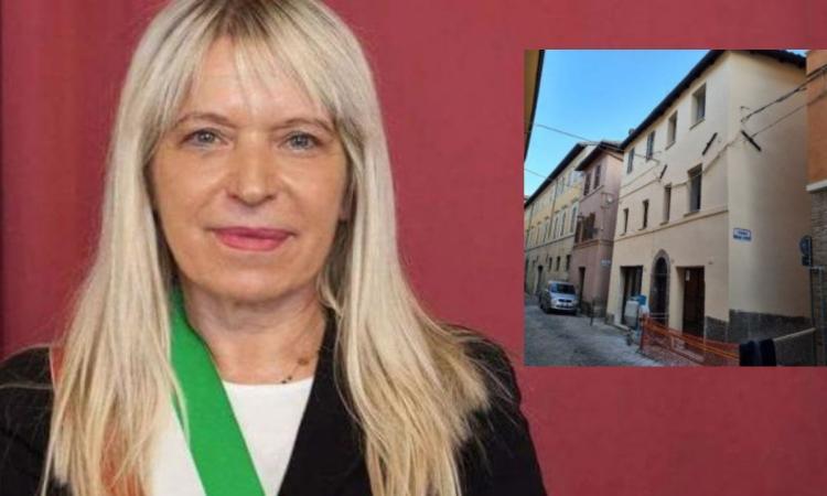 San Severino, post-sisma: torna agibile un'abitazione nel centro storico