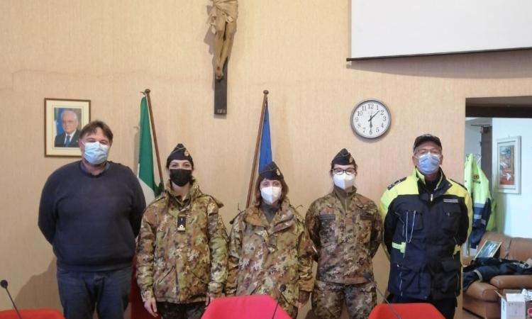 Sarnano, arrivano i medici militari alla casa di riposo: saranno operativi da domani