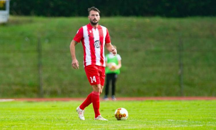 Matelica, il difensore Stefano Cason ceduto al Fano a titolo definitivo
