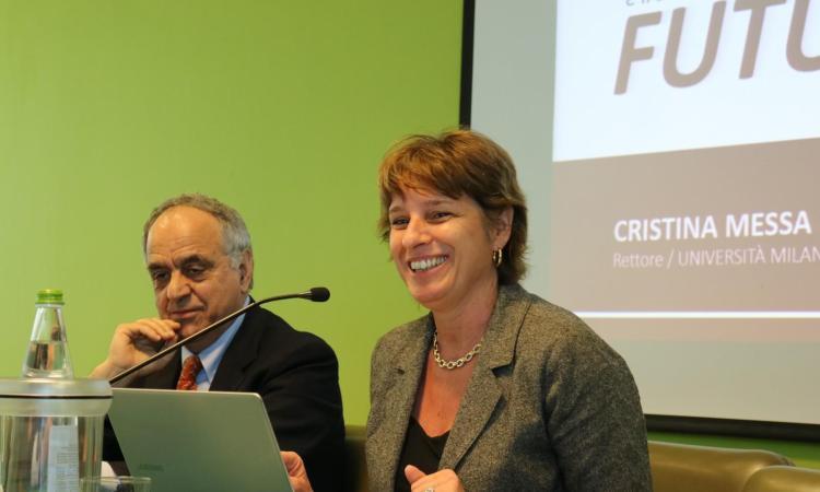 Maria Cristina Messa nuova ministra dell'Università: gli auguri del rettore Unimc Adornato