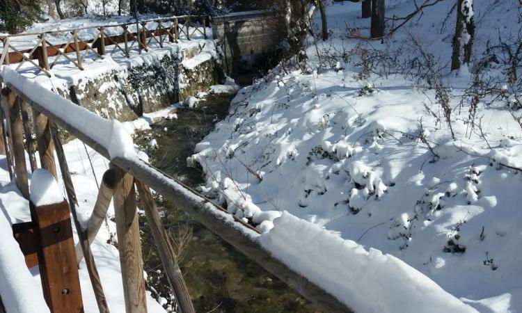 Monte Cavallo, rischio idraulico al torrente di Valle della Madonna: appaltati i lavori per il ponte