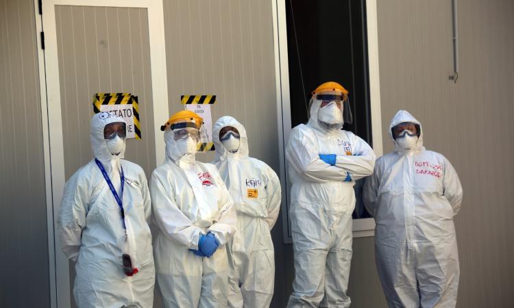 Coronavirus, 471 casi in 24 ore: 56 sono nel Maceratese. Provincia di Ancona con più contagi