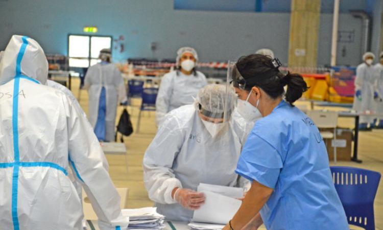 Coronavirus Marche, 532 nuovi casi oggi: quasi la metà proviene dalla provincia di Ancona