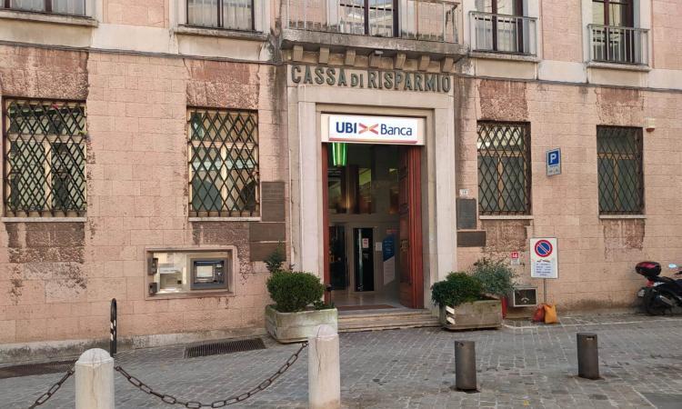 Le filiali Ubi passano a Bper: tra queste la storica sede dell'ex Banca Marche a Macerata