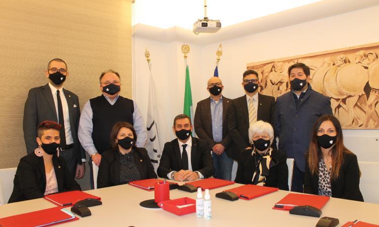 Ordine Consulenti del Lavoro di Macerata: Riccardo Russo riconfermato presidente