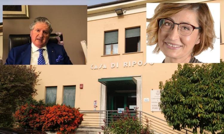 """Tolentino, Pezzanesi replica al Nursind: """"Sempre definito eroico il personale della casa di riposo"""""""