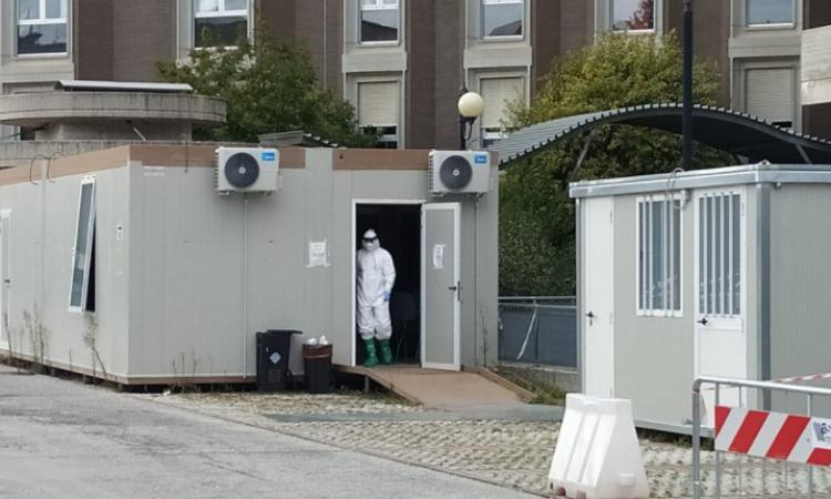 Coronavirus, undici decessi oggi nelle Marche: quattro vittime negli ospedali del Maceratese