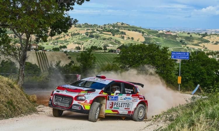 Rally Adriatico, Cingoli torna ad essere il centro dei motori: aperte le iscrizioni per l'edizione 2021