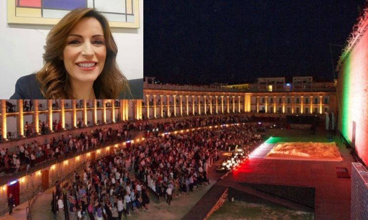 """Sferisterio 'pilota' per la riapertura dei teatri, Borgonzoni: """"Sperimentare con capienza al 50%"""""""