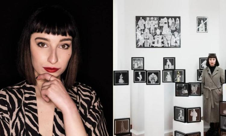 L'arte di reinventarsi: intervista a Lizzie, eclettica Art Director