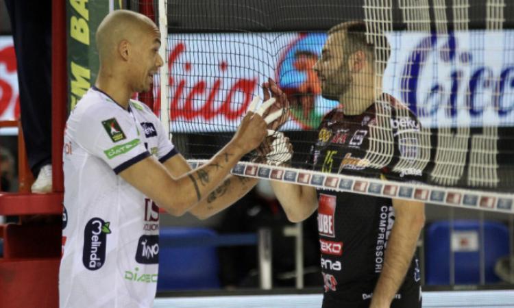 Semifinale scudetto Trento-Lube Civitanova, è tempo di gara-4: orario, data e come seguirla in tv
