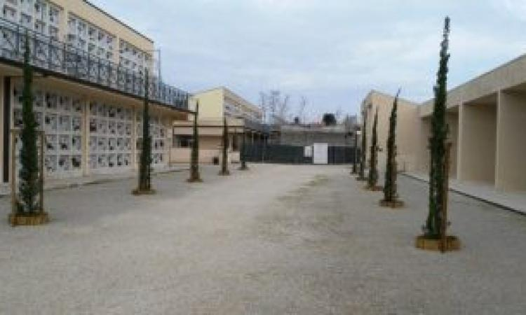 Cimitero di Porto Potenza, 605 mila euro per realizzare nuovi loculi: ampliato appalto per i servizi