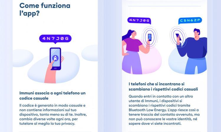 Attiva la nuova versione dell'App immuni: ecco le novità
