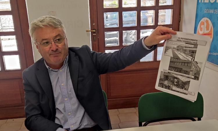"Ospedale Macerata, Sciapichetti inchioda i 'falsi d'autore' di Saltamartini: ""Da lui solo calunnie"""