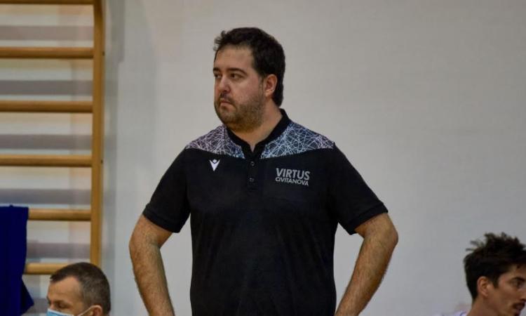Basket, cambio alla guida della Virtus Civitanova: esonerato coach Emanuele Mazzalupi