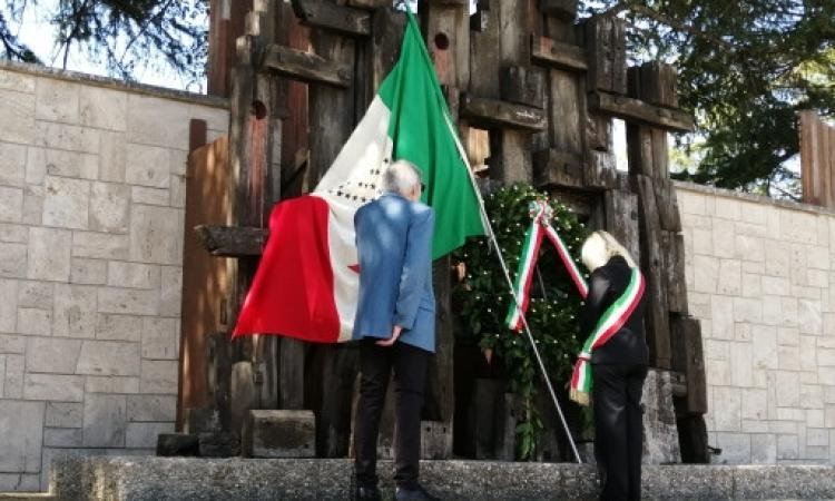 San Severino, per il 25 aprile celebrazione solenne al monumento alla Resistenza