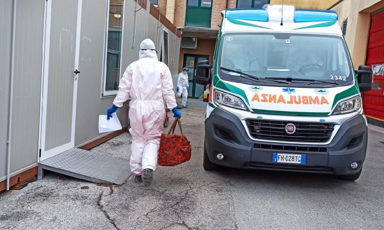 Coronavirus Marche, 132 nuovi casi: 18 sono nel Maceratese. Rapporto tamponi/positivi al 13,6%