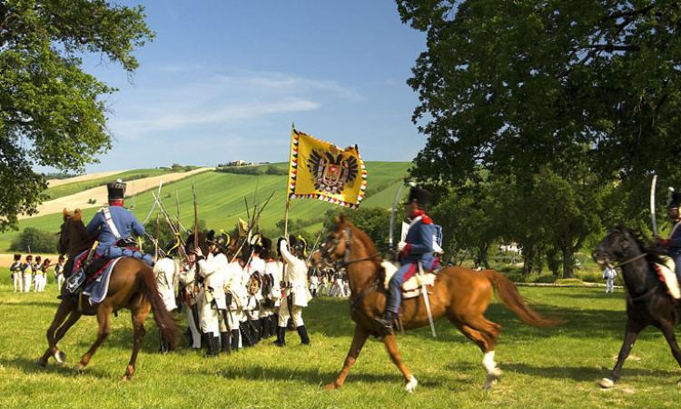 Il Covid ferma la Battaglia di Tolentino: niente rievocazione storica per il secondo anno di fila