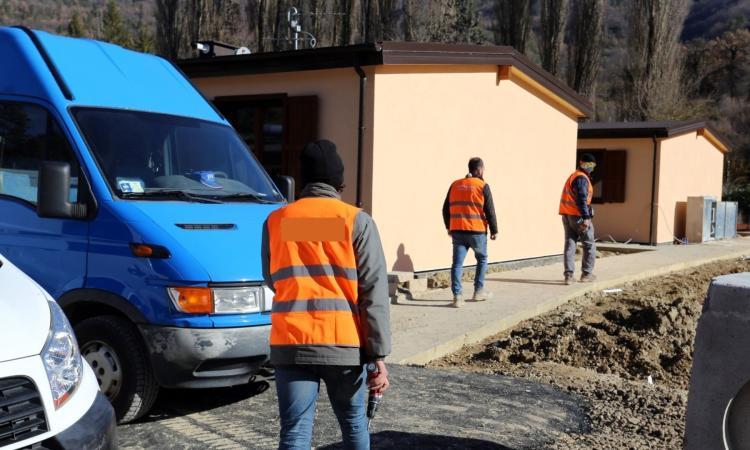 Ussita, turni massacranti e mancati pagamenti agli operai nei cantieri Sae: multe da 230mila euro